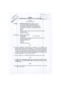Dohoda o zrušení Zmluvy o podnájme č. C.p.: 155 /ÚK/2Q05 ^