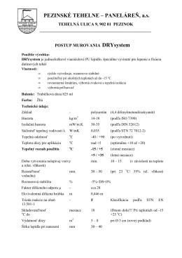 POSTUP MUROVANIA DRYsystem web