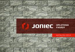 katalog JONIEC