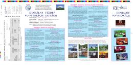 Dentálny týždeň VT 2011.pdf - Kovaľová Eva MUDr. PhD.,Doc