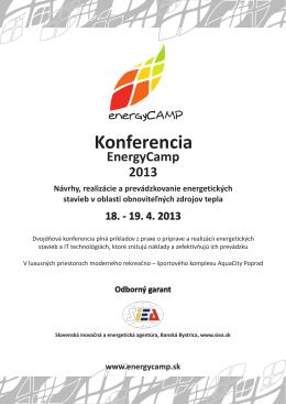 pozvanka web - EnergyCamp.sk