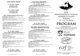 program-medzinarodneho-festivalu-horskych-filmov