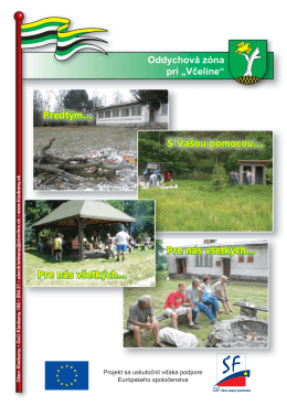 Plagát 3 - Obec Kladzany
