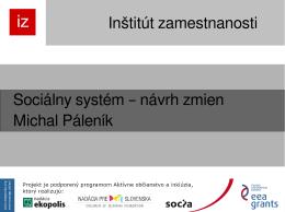 konf 10 rokov 3 4 michal palenik socialny system (pdf)