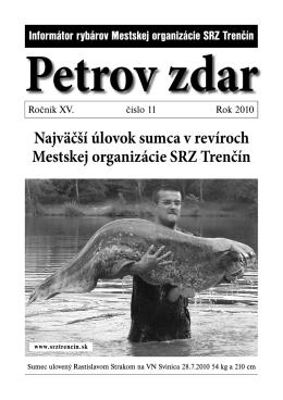 Petrov zdar 02/2010