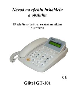 1 - GLITEL Stropkov, sro