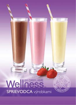 Wellness katalóg - Oriflame Ivanová Martin