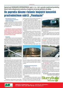 Flexobazén - Flexobazeny.sk