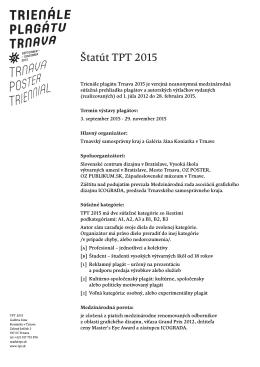Statut-TPT