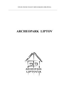 archeoparkliptovia.sk