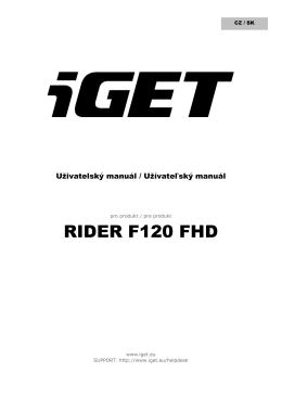 RIDER F120 FHD