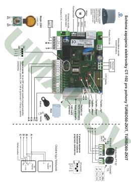 manual elektronika CT-102