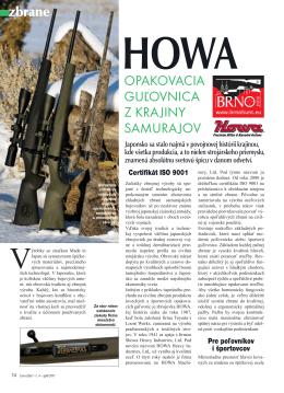 HOWA - Brno Hunt