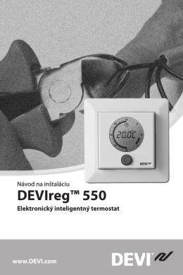 DEVIreg™ 550