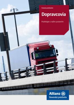 Dopravcovia - Marián Bako, Allianz