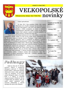 VN č. 1/2013 - Obec Veľké Pole