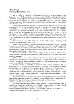 Výročná správa Epid 2013