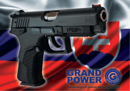 9x19 - GRAND POWER s.r.o.