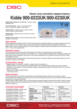 Kidde 900 (PDF