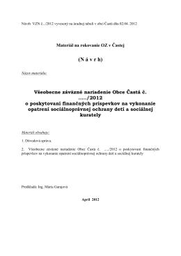 VZN obce Častá a DS - sociálnoprávna ochrana detí.pdf