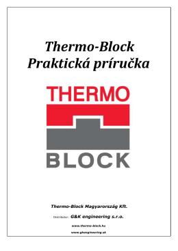 Thermo-Block Praktická príručka - Thermo