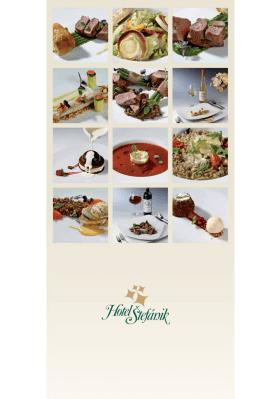 menu - Hotel Štefánik