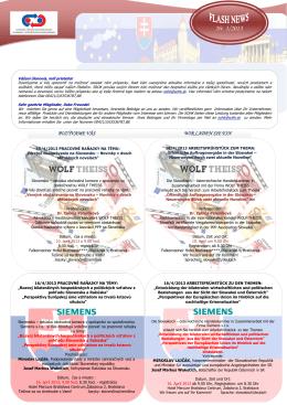 Nr. 3/2013 - Slovensko-Rakúska obchodná komora