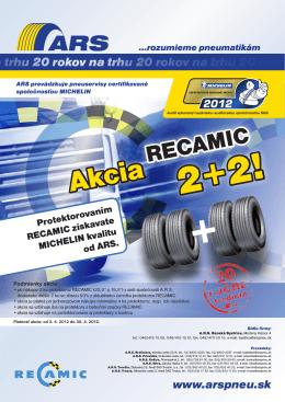 RECAMIC - Arspneu.sk