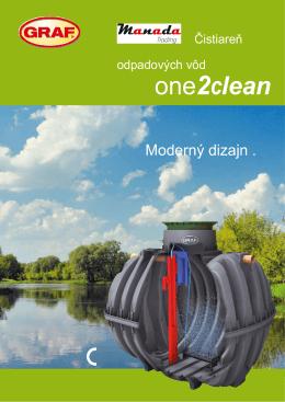 One2Clean - MANADA Trading sro