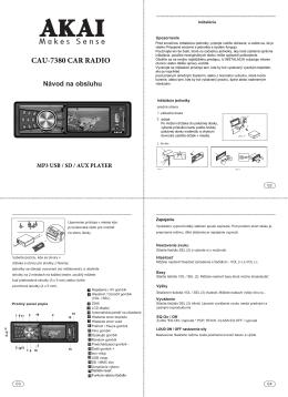 CAU-7160 PY-3248M3说明书.cdr