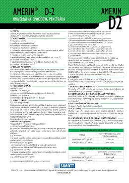 AMERIN D2 TL (pdf. )