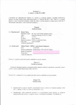 1.2.Dodavatel`: Milan Polak - MiPol-· auto