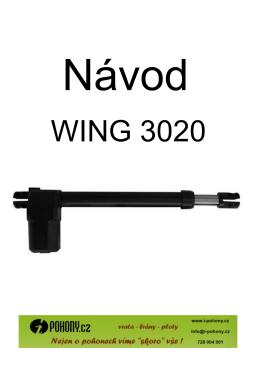 WING 3020 maual tvorba elektr... - i