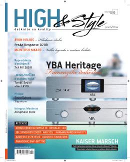 YBA Heritage
