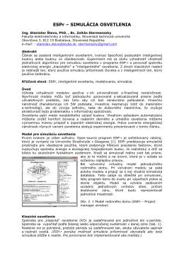 Článok - Stanislav Stevo web page