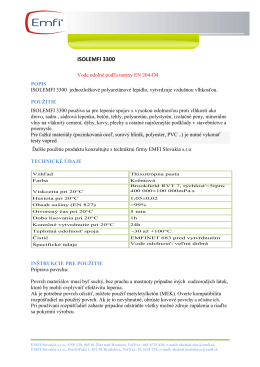 ISOLEMFI 3300