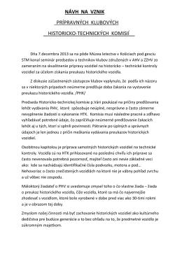 návrh na vznik - cassoviaretro.sk