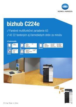 bizhub C224e