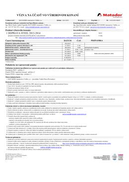 MAV vyber Doprava STEEL_25.06.2013 - vyzva