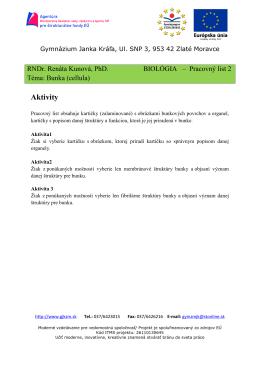 pdf, 684 kB - Gymnázium Janka Kráľa, Zlaté Moravce