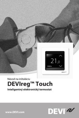 DEVIreg™ Touch