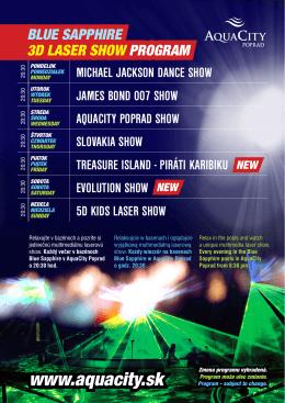 slovakia show - Aquacity Poprad