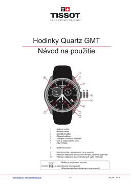 149 - Quartz GMT - Spirit Slovakia