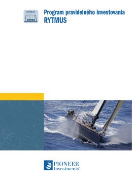 RYTMUS - Pioneer Investments
