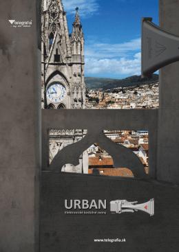 elektronické kostolné zvony Urban