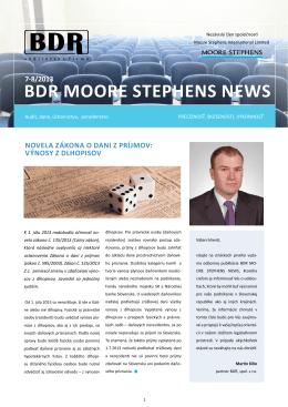 Newsletter 7-8/2013