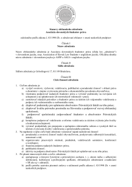 stanovy ASŠP 07-2010 (download PDF 130Kb)