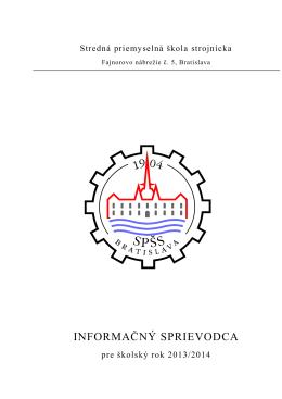Informačný sprievodca 2014