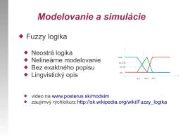 fuzzy - POSTERUS.sk