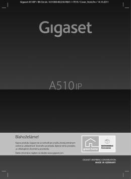 Gigaset A510 IP (Slovakia)